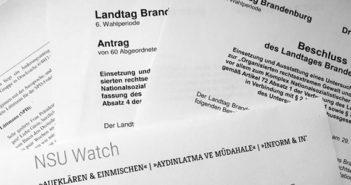 Protokolle Landtag