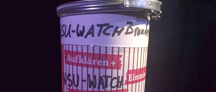 NSU Watch unterstützen