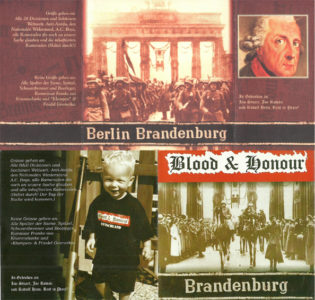 Die Varianten Blood & Honour Brandenburg